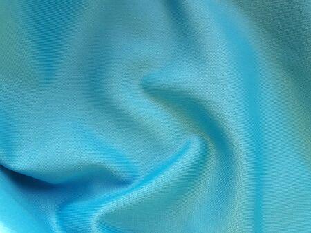Background blue surface fabric luxury Stock Photo