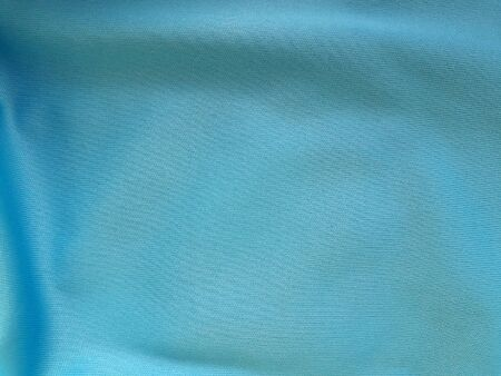 Background blue surface fabric