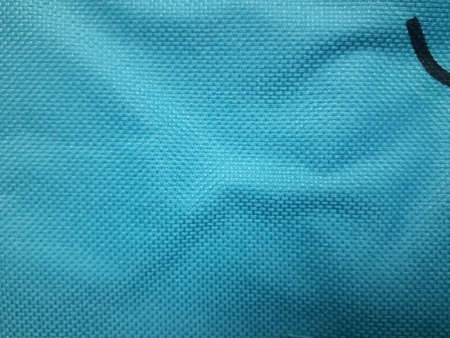 Blue background image with wrinkles