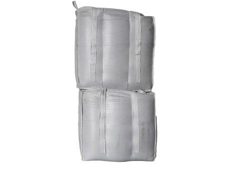 Stock Chemical fertilizer Urea jumbo-bag in a warehouse waiting for shipment.
