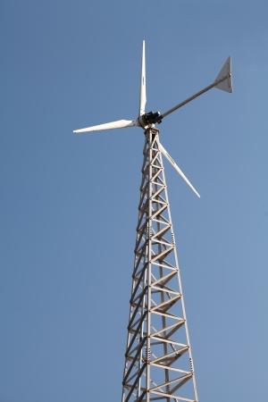 regenerating: Wind turbine