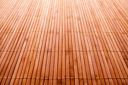 Bamboo wood texture with natural patterns photo