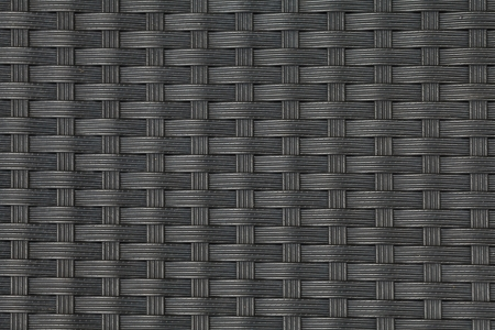 nylon string: textured surface of interlaced nylon strings Stock Photo