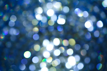 Abstract circular bokeh background of light Stock Photo - 22728335