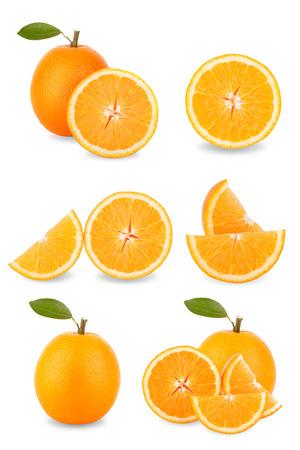 Orangen Sammlung