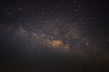 vulpecula: The Panorama Milky Way galaxy