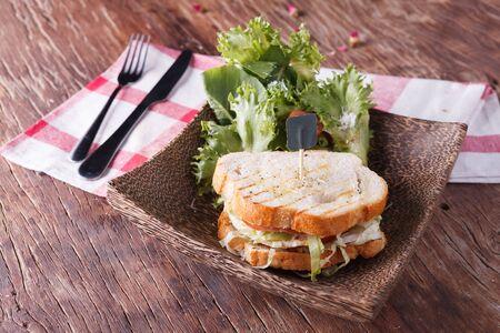 chicken sandwich: Chicken sandwich