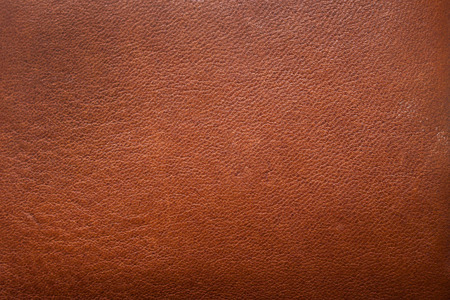leather furniture: brown leather texture Stock Photo