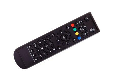 transponder: Infrared remote control for TV