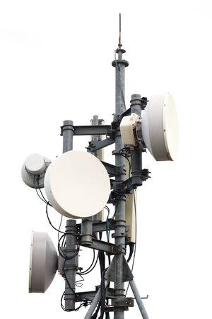 transmitter: Transmitter tower