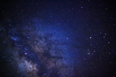 Ein Weitwinkel-Blick auf die Antares Region der Milchstraße.? Lizenzfreie Bilder