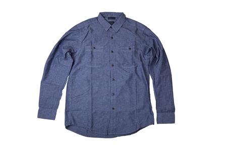 denim blue jeans shirt