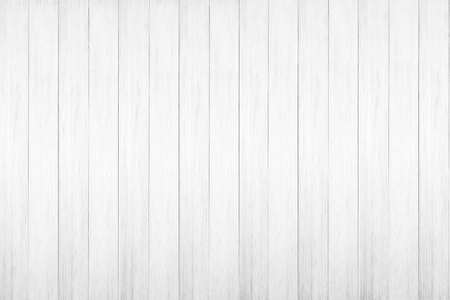 White wood texture background Banco de Imagens