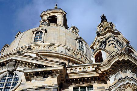 Frauenkircke Dome and Steeple