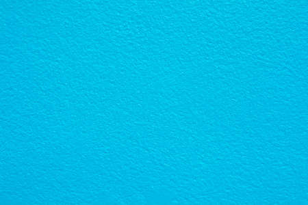 Blue house wall