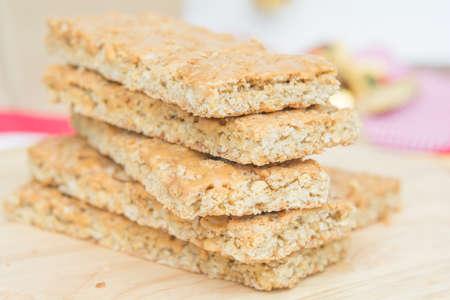 Peanut Butter Cookies on food table