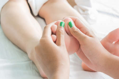 Foot and Oil Massage Spa and Skin