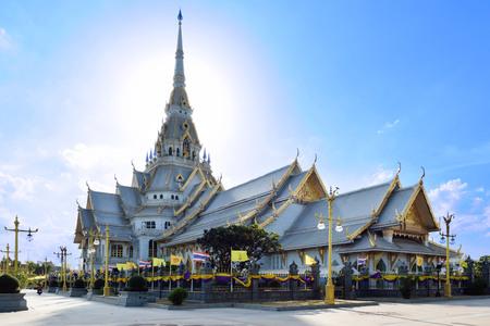The sanctuary Wat Sotorn