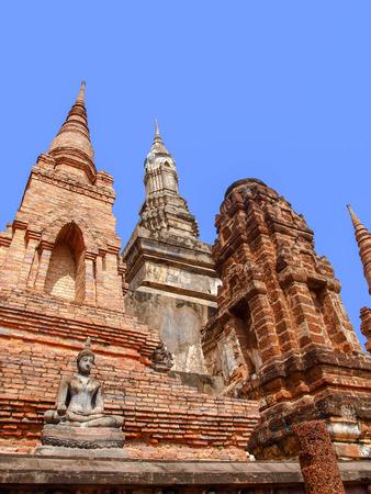 historische: Sukhothai historische nationaal park