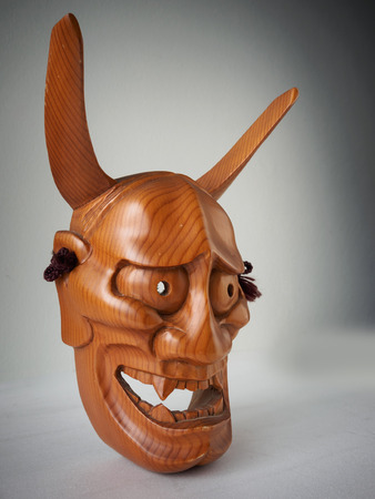 Noh Traditional japanese theater mask