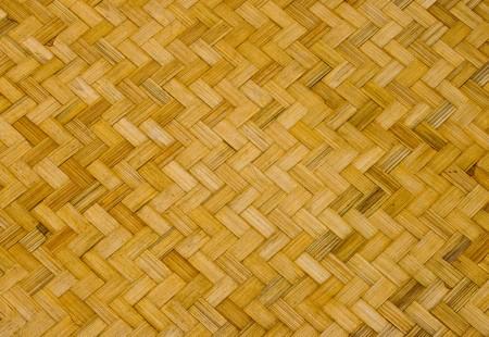 Bambus basketry