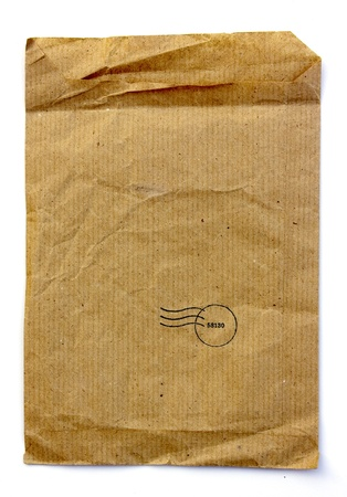 This is Brown Bag, a recycle material