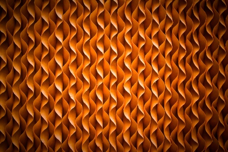 Close up texture of cooling pad  photo