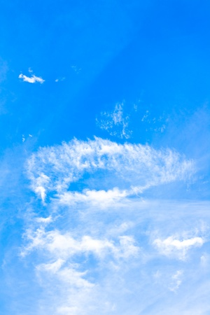 Blue sky. Stock Photo - 10183645