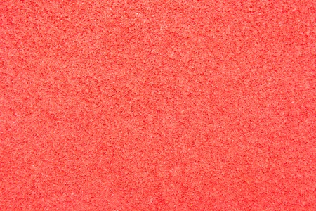 foam safe: Texture of red foam rubber Stock Photo