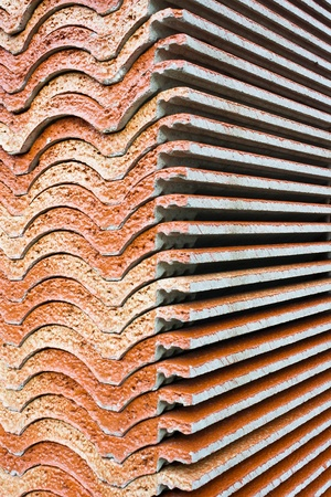 Roof tile  photo