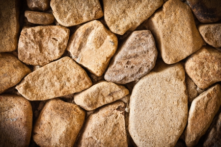 rubble: Texture of old stone wall for background