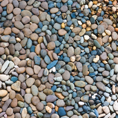 multi colors: Abstract background with multi colors round peeble stones