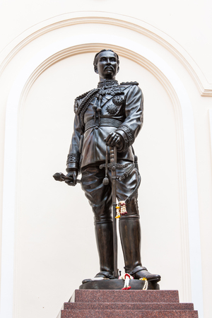 The monument of King Rama V
