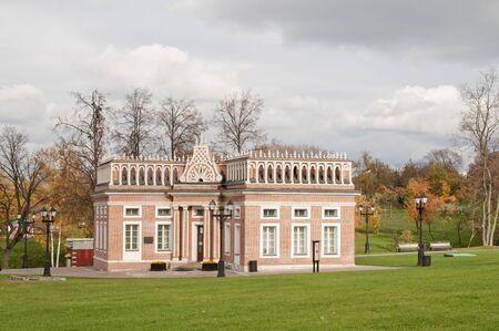 tsaritsino: Tsaritsino museum and reserve in Moscow