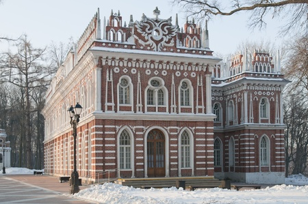 Tsaritsino museum and reserve in Moscow Stock Photo - 13021147