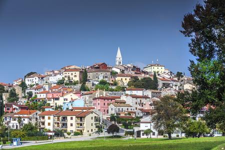 Vrsar, Istrien, Kroatien Standard-Bild - 89685508