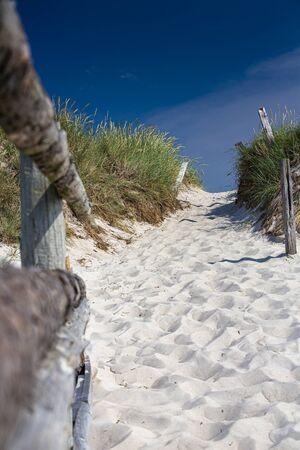 Baltic sea, Germany, Mecklenburg-Western Pomerania, Darß, Prerow, seaside Standard-Bild - 150419436
