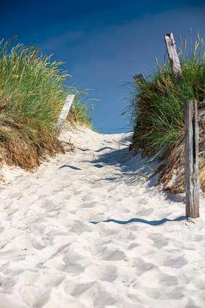 Baltic sea, Germany, Mecklenburg-Western Pomerania, Darß, Prerow, seaside