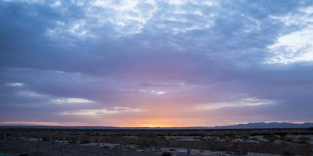 gules: sunset