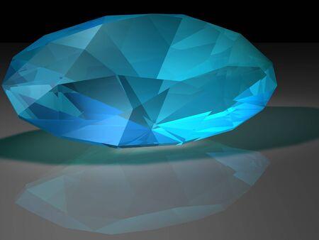 birthstone: Birthstone for December- Blue Zircon