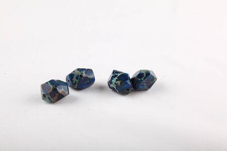 terra: Collection of aqua terra jasper gemstones