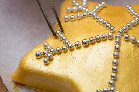 natty: Snowflake cake