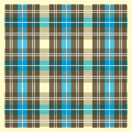 frequent: Tartan pattern. Scottish traditional square fabric vector pattern.