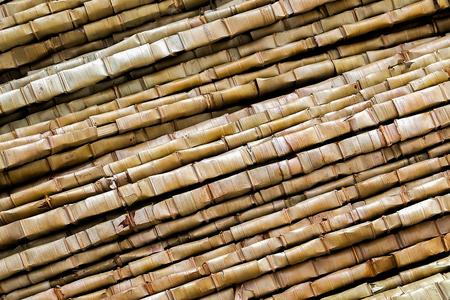 handcraft: basketwork texture background handcraft Culture of Thailand
