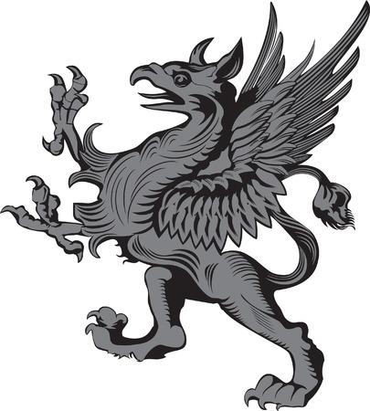 grifon símbolo heráldico