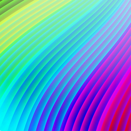 Vector illustration abstract colorful background