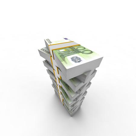 recursos financieros: la descripción de los recursos financieros de la torre de euros