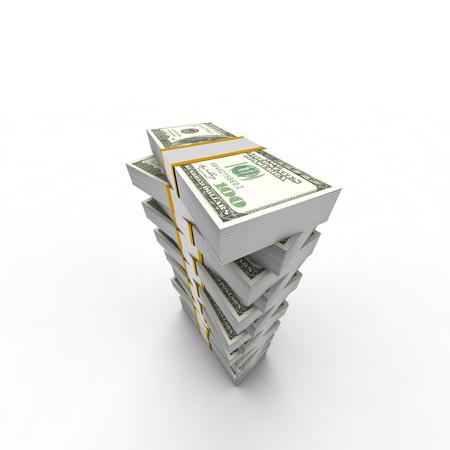 recursos financieros: la descripción de los recursos financieros de la torre de dólar