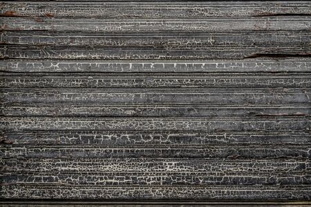 almost all: Photo of an excellent antique and weathered wooden jalousie with perfect traces of time. The material is almost completely dissolved. Most beautiful vintage decay for all kind of background, screen saver or design idea contexts. Stock Photo
