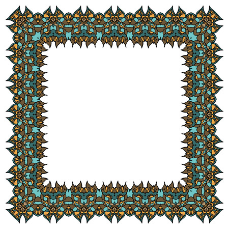 easterly: Ornamental frame